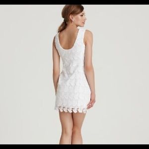 75638c0bf33d31 Lilly Pulitzer Dresses - Lilly Pulitzer Resort White Sailboat Kolby Dress